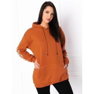 Edoti Womens hoodie TLR004 dámské camel [eng] L